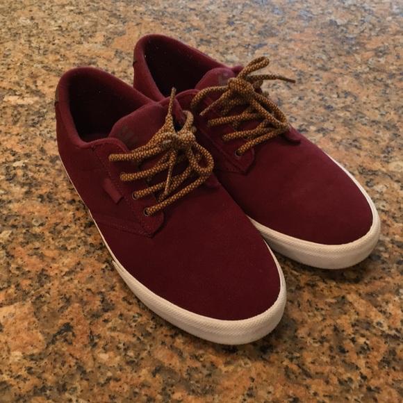 Etnies Other - Etnies Jameson Vulc Suede Sneakers
